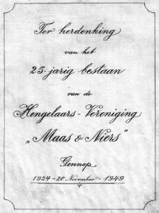 HSV25jaar1949